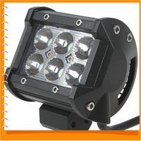 Wholesale 1400LM W V Cree LED Work Light Offroad Car LED Work Lamp Worklight for Motorcycle Tractor Boat WD Off road Truck SUV ATV