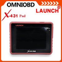 auto scanner - 100 Original high Quality Universal Auto Scanner Launch X431 PAD G WIFI Free Update On Line Launch x PAD