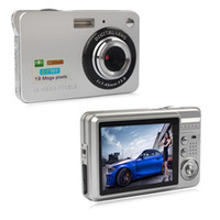 Wholesale 2 LCD HD P MP Digital Camcorder Camera x Digital Zoom Anti shake EU