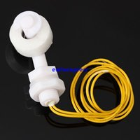 Wholesale New Water Liquid Level Sensor Right Angle Mini Float Switch Float Switch Contains Mercury good qaulity