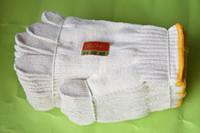 cotton working glove - safety work gloves g Cut resistant Mesh Slash Stab Resistance Anti Abrasion cotton yarn Protective Gloves
