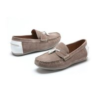 boat shoes - ST SAT MEN S BRAND Male casual boat shoes men