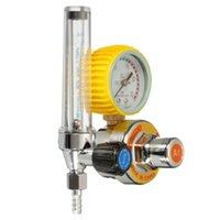 best welders - Best Price High Quality Argon Co2 Gas Mig Tig Flow Meter Welding Weld Regulator Gauge For Welder Cga580 Fits