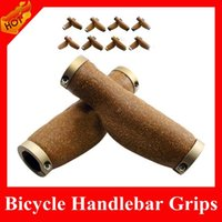 aluminum alloys agents - HOT Factory Agents High Quality Gecko Lizard Road Bicycle MTB Grips Lockable Handlegrip Bike Grips Bicycle Parts