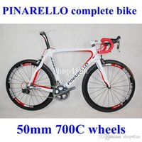 bike bicycle - 2014 New complete road bike bicycle full carbon fiber mm wheels different groupset for choice