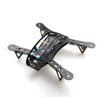 achat en gros de cadre fpv de quadcopter-F14702 WASP280 280mm Mini 4-Axis Fibre de verre RC Quadcopter Frame Kit DIY pour FPV RC Drone UAV 808 Appareil photo comme QAV280 à travers + FS