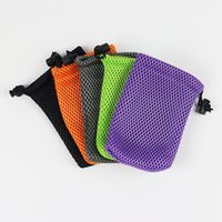 Wholesale Pouches Carry Pouch Pocket Bags Carrying Package Packing Retail Cases with Black Drawstring Rope for Ego E Cigarette cm DHL
