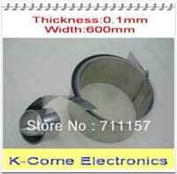 Wholesale 0 mm Thickness mm Width M Stainless Steel Sheet Plate Leaf Spring Stainless Steel Foil The Thin Tape