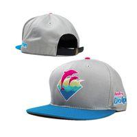 snap back caps - Snapback fitted hats caps for men Caps Pink Dolphin Trukfit Snap backs baseball panel ny caps Hot Sale Good Feedback snapbacks