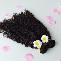 Cheap RUIYU hair 6A Brazilian peruvian malaysian mongolian indian Virgin hair kinky curly hair 8-30inch in stock human hair extensions hair weave
