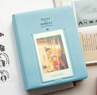 mini album - Blue Instax Mini s s Instant Photo Album Films For FujiFilm Polaroid Camera