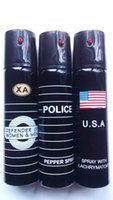 Wholesale Anti wolf spray Self Defense Device Personal Security ML Pepper Spray Women Defender