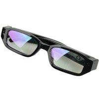 2 gb micro sd card - Mini HD Spy Camera Glasses Hidden Eyewear DVR Video Recorder Cam Camcorder Black Micro SD TF card