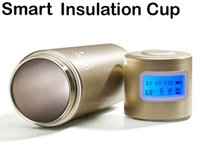 acid medication - Intelligent insulation cup Energy Cup can be the music player weak base drinking water quality medication reminders gifts Cup