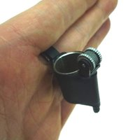 artillery gun - Mini metal artillery flash gun magic tricks magic props