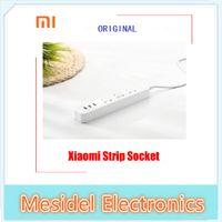 Wholesale Original Xiaomi Power Strip Socket with USB Standard Extension Socket Plug Multifunctional Smart Power Strip Home Electronics