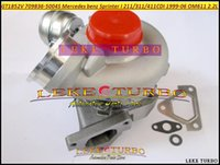 Wholesale GT1852V S A6110960899 Turbo Turbocharger For Mercedes Benz Sprinter I CDI CDI CDI OM611 L HP