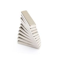 Wholesale 10Pcs Block Super Strong Cuboid Magnets Rare Earth Neodymium x x mm N35 order lt no track