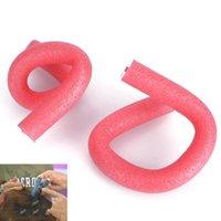 Wholesale set Twisty Foam Benders Twist Safe Hair Dressing Curlers Bendy Curly Roller