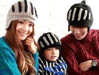 Wholesale 2014 winter hat frost hat knight cap warmer hat Handmade knitted hat helmet knitted hat mask cap for men women beanie caps
