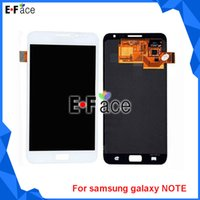 Wholesale Original LCD Touch Screen Digitizer For Samsung Galaxy Note I9220 N7000 V14392