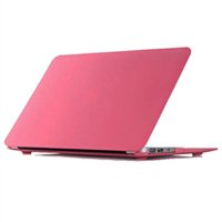 Wholesale For Macbook case covers Ultra Thin Macbook casing Plastic Hard case for Macbook case Clip Snap On case for Macbook Pro Retina inch