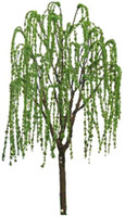 architectural iron - 90mm Iron Wire Architectural Model tree Weeping Willow Tree Architectural Miniature Trees
