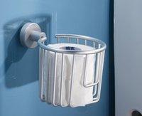 aluminum ware - Fashion bathroom ware aluminum alloy paper towel holders toilet roll paper wall holder