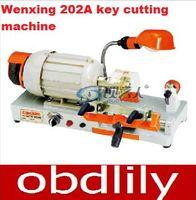 automatic key duplicator - Wenxing A locksmith tools automatic key cutting machine car key cutting machine for home key and car key duplicator