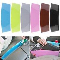 audi interior colors - 1pc colors Car Seat Gap Storage Box Car Styling New Universal Car Interior Accessories Storage Organizer Pockets