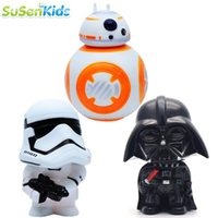Wholesale 12 cm Q Style Star War Darth Vader STORM TROOPER Action Figure Model Toy Come without box
