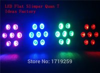 auto business ideas - x W RGBW Stage Lights Business Lights Led Flat Par High Power Light with Professional for Party KTV Disco DJ Ideas