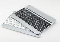 apple ipad interfaces - Aluminum Wireless Bluetooth Keyboard for iPad Apple IOS System Bluetooth interface standard