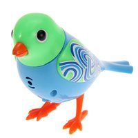 animal sound songs - Novelty Gag Toys Gags Practical Jokes Songs Sound Voice Control Activate Chirping Singing Bird Funny KidsToy
