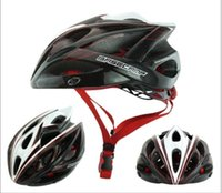Wholesale Hot road bike bycicle helmet super light EPS cycling helmets with lamp Cycling helmet Size Can be adjusted
