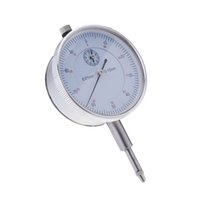 Wholesale 0 mm Accuracy Measurement Precision Tool New Instrument Round Dial Indicator Gauge Vertical Contact