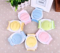Wholesale New summer Toddler Crawling Knees Protector Baby Kids Elbow Pads