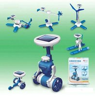 Wholesale The third generation in educational solar toys with tracking number