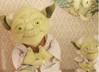 china dolls - China Best Sellers Star Wars Yoda inch cm Plush Toys Cosplay Costume Soft Stuffed Doll Toy The Children s Gift High Quality