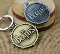 PVC beatles movie - NEW Hot fashion Cartoon movie key chain toys high quality beatles Alloy keychain Toys best gifts cc173