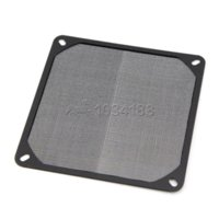 aluminum mesh filters - 140mm quot Aluminum PC Fan Dustproof Cover Mesh Dust Filter Black filter alum filter filter