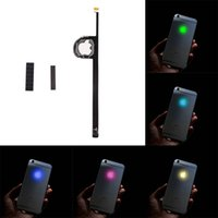 Wholesale LED Intelligent Night Cool Light Glow Shine Logo For iPhone Glowing Logo Mod Kit Replacement