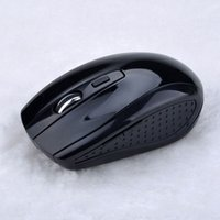 Wholesale G USB Optical Wireless Mouse for Computer Laptop M Working Distance G Receiver Mouse Mice