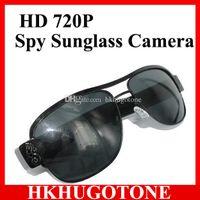 Wholesale Newest P Video Spy Camera Glasses Hidden Camera Sunglass Audio camera Camcorder Hotsales