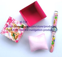 bell cakes - Hot sale sell like hot cakes tinker bell Girl s watches and Paper Watch Box