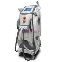 Wholesale Professional IPL Hair Removal Skin Rejuvenation Elight RF Laser Tattoo Removal Beauty Machine New