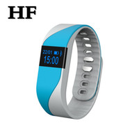 Wholesale NEW Smart Wristband M2S Fitness Tracker Smartband Heart Rate monitor sport smart bracelet PK JW86 TW64 for IOS Androidphone