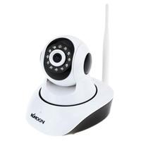 ap cards - KKMOON Wireless Wifi P HD H P2P MP AP IP CCTV Camera Home Surveillance IR Security Camera P T Webcam with TF Card Slot DHL S468