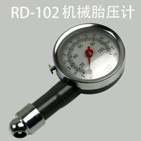 Wholesale re pressure gauge box tire pressure table can be deflated tire pressure gauge multifunctional tire pressure gauge RD