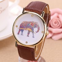 best belts style - Women s Elephant Dial Design PU Leather Strap Watches Ladies Party Elegant Wirst Watches Skirts Fahionable Style Women s Best Gigt Watch